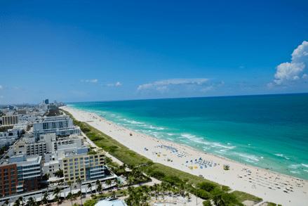 Miami Beach- Lugar de ensueño
