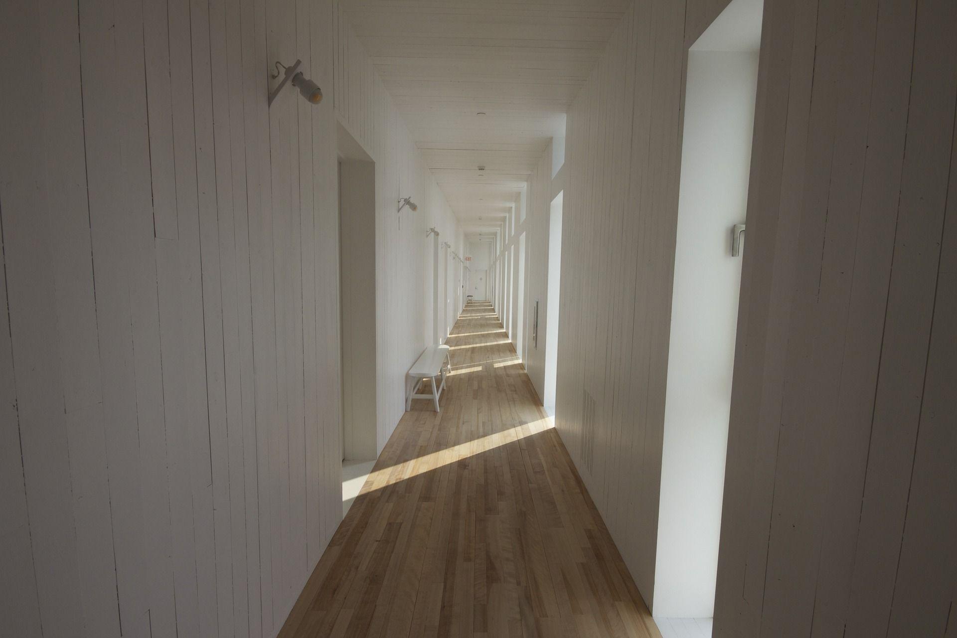 Iluminaciónde pasillos
