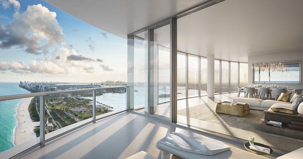 Apartamentos en Ritz Carlton en Sunny Isles Beach 1