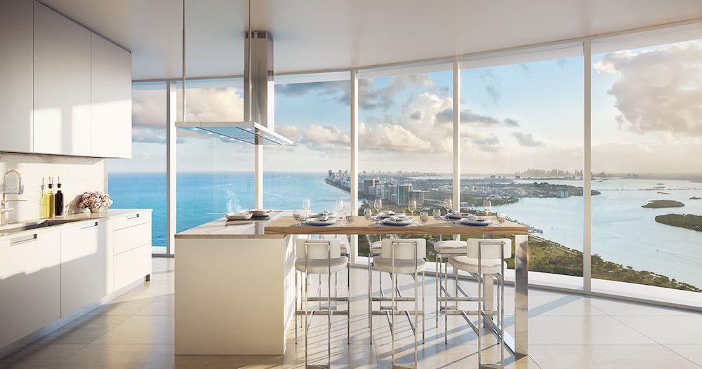 Apartamentos en Ritz Carlton en Sunny Isles Beach 10