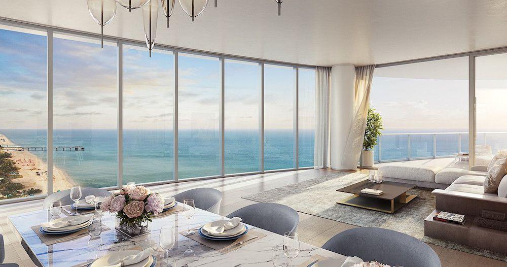 Apartamentos en Ritz Carlton en Sunny Isles Beach 11