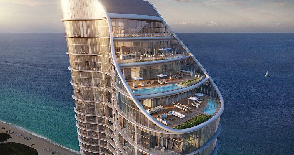 Apartamentos en Ritz Carlton en Sunny Isles Beach 12