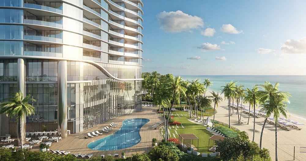 Apartamentos en Ritz Carlton en Sunny Isles Beach 14