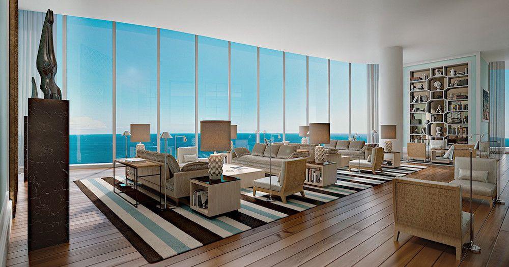 Apartamentos en Ritz Carlton en Sunny Isles Beach 6