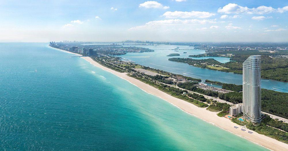 Apartamentos en Ritz Carlton en Sunny Isles Beach 9