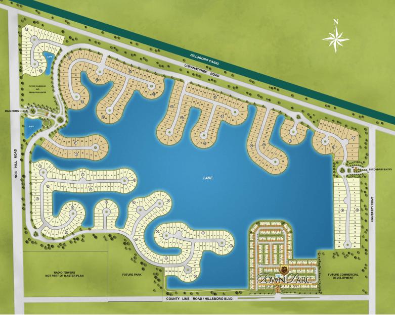 Casas y Townhouses en Parkland 11