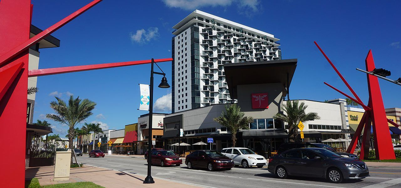 Downtown Doral 9
