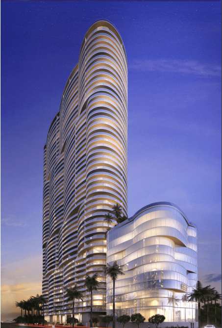 Edificio Aria on the bay en Edgewater 10