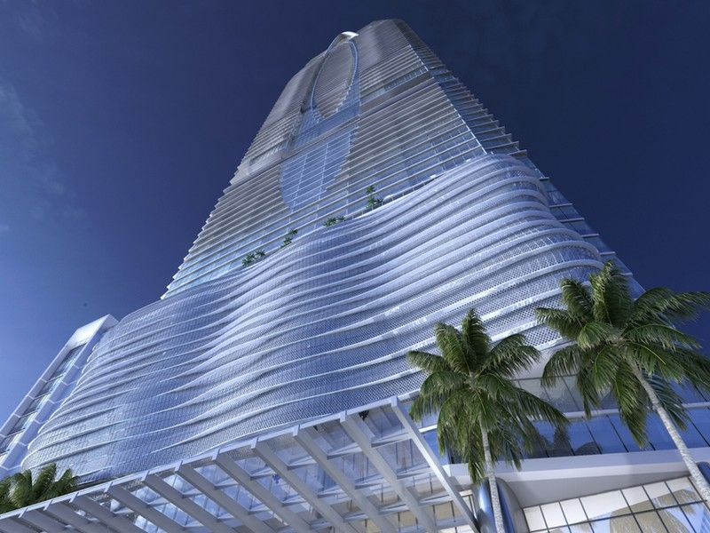 Okan tower, Downtown Miami 15