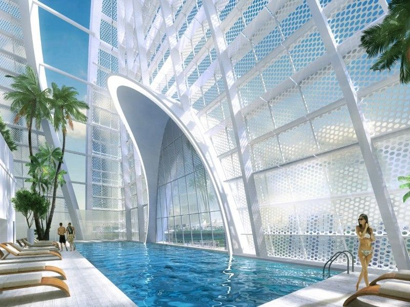 Okan tower, Downtown Miami 3