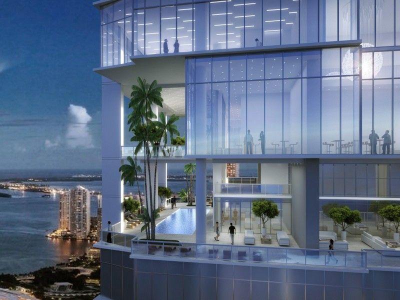 Okan tower, Downtown Miami 9