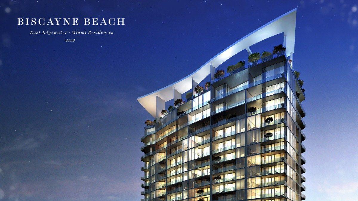 Pre-construcción en Biscayne Edgewater 2